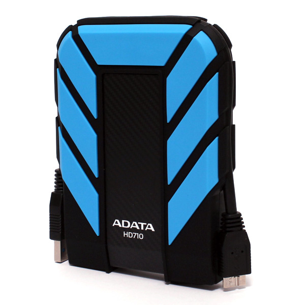 Adata Hardisk Durable HD710 Waterproof/Shock-Resistant - 1TB