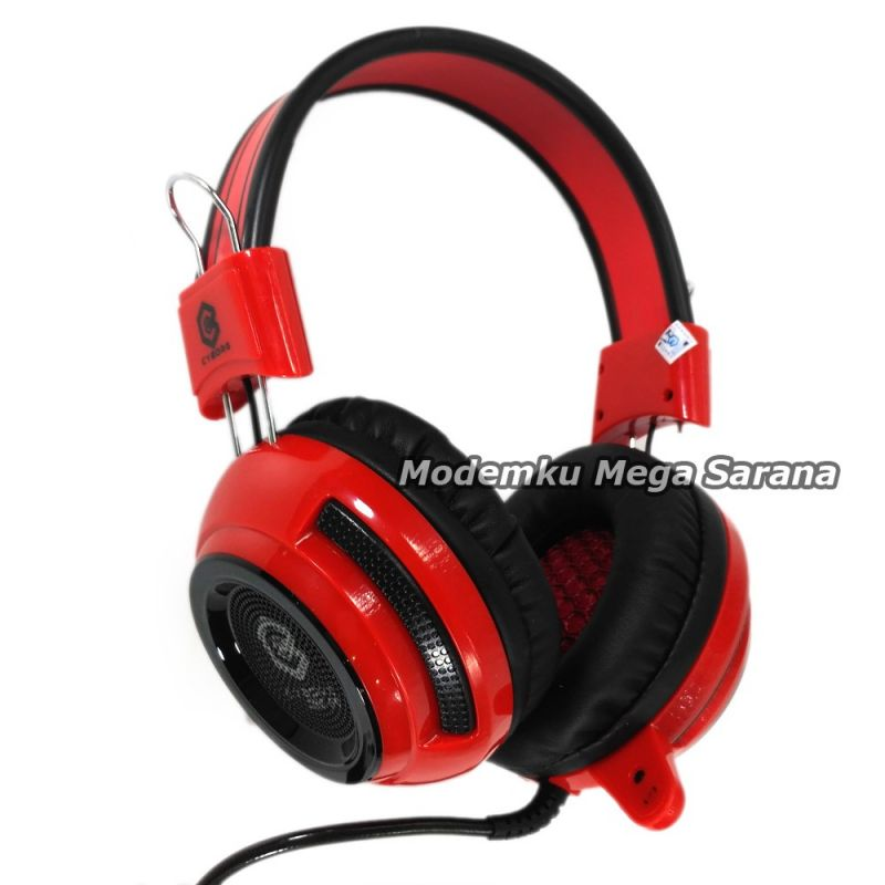 Cyborg Headset Gaming Cyborg CHG-66 Vortex