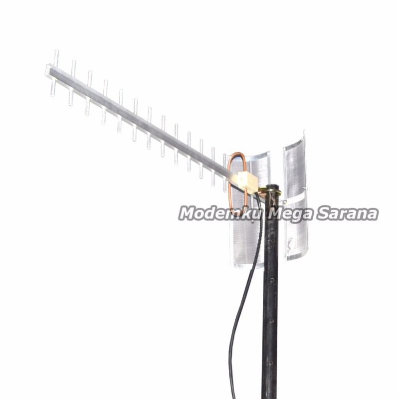 Antena Modem Yagi Extreme III ECO up 30km Dual Driven