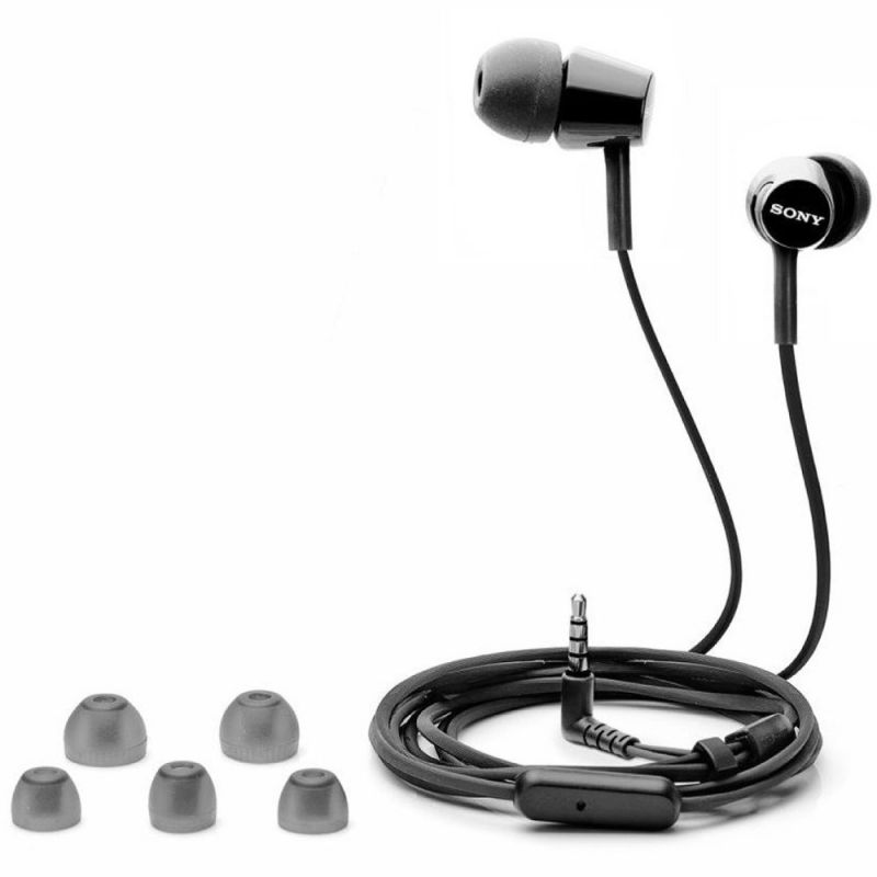 Sony MDR-EX155AP In-Ear Monitor Headphone