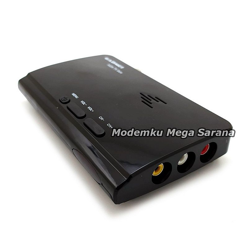 GADMEI TV Tuner External TV5830 + FM Radio With CRT & LCD Wide-screen