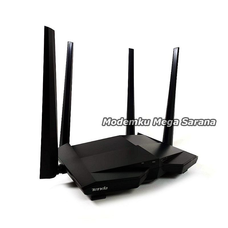 Tenda Router AC1200 Dual Band Gigabit Wifi Range Extender
