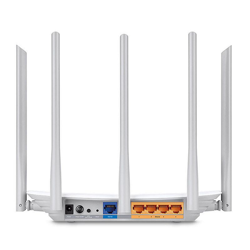 TP-Link Router Archer C60 AC1350 Wireless Dual Band